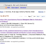 Cholesterol Pubmed