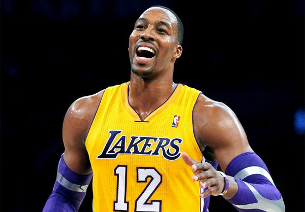 Dwight Howard Has Cut Out All Sugar In His Diet... - The BJJ Caveman