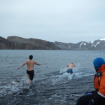 Cold Thermogenesis in Antarctica