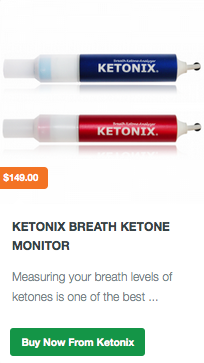 Ketonix - Breath Ketone Analyzer