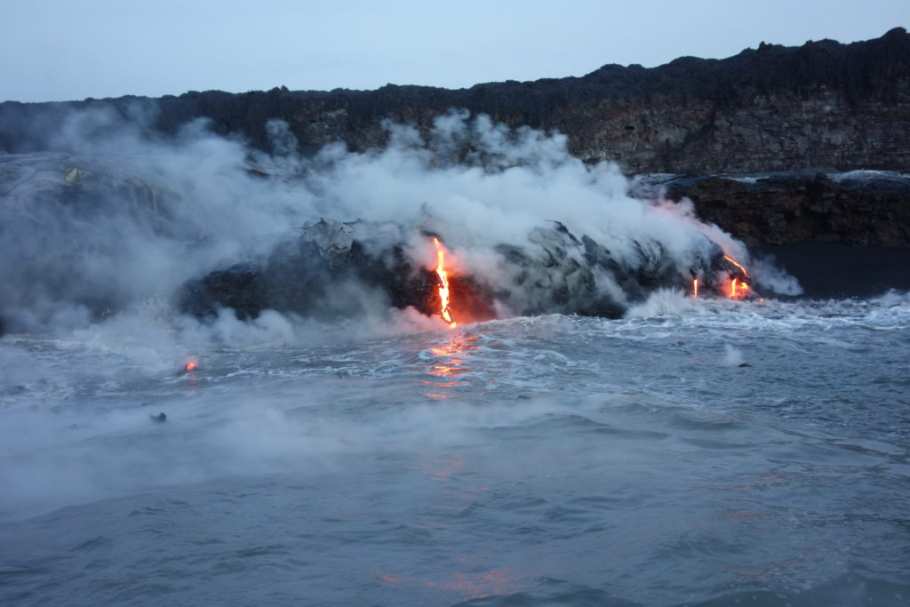 Up Close and Personal with Molten Lava - The BJJ Caveman